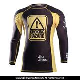 "93 Brand ""Choking Hazard"" Rashguard (7/8 Sleeve)"